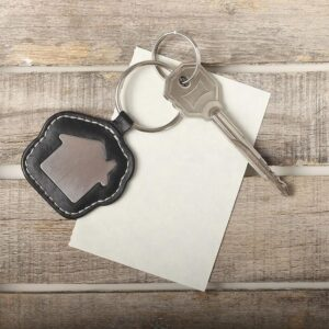 clé d'une maison